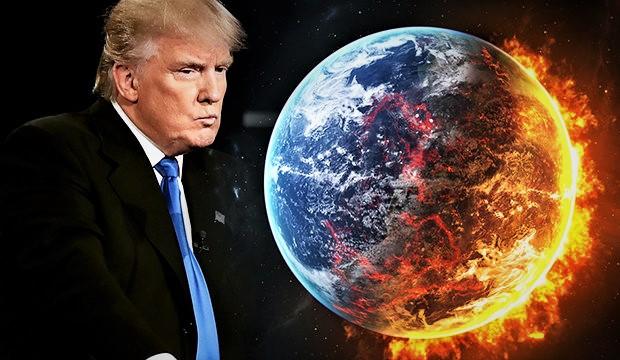 Trump ordena que os EUA estejam preparados para uma grande tempestade solar
