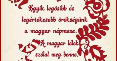 Meseelőadással tisztelegtünk a Magyar Népmese Napjának