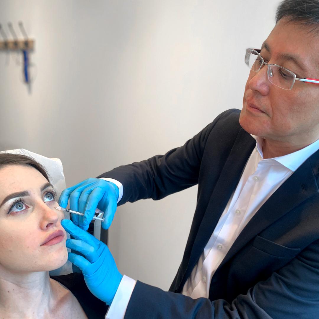 neuromodulators, dermal fillers, and Vampire Platelet-Rich Plasma (PRP)injections