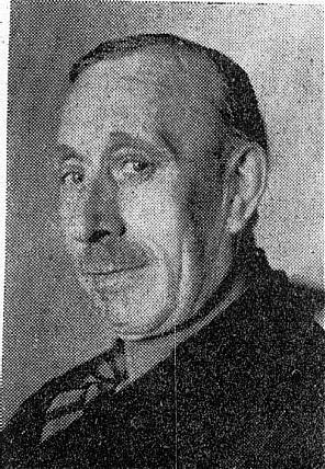 """Olav Upsahl - """"far"""" til Øvrebø framhaldsskule."""
