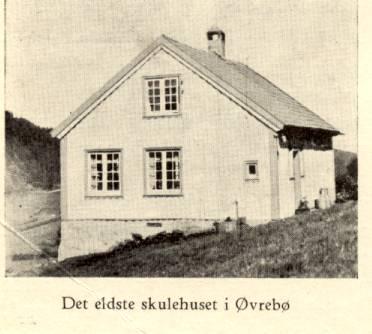 Øvrebø skole