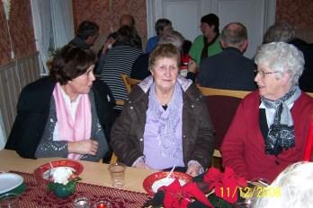 Brit Håverstad, Gudrun Håberg og Mari Bjerland.