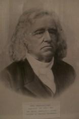 Den aller første ordføreren i Øvrebø, Hægeland og Vennesla formannskap som kommunestyret hette den gang, var sogneprest Aksel Christian Pharo. Han var sogneprest og bodde på Øvrebø prestegård fra 1836 til 1846.
