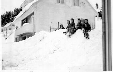Snøvinteren 1966