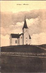 Øvrebø kirke
