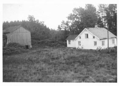 Husene på Fjellet 1970.