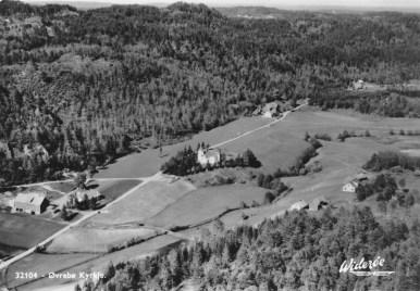 Øvrebø ca. 1950