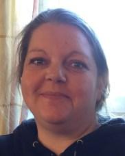 Judith Cathrine (Kine) Horrisland: sekretær ogansvarlig for facebook sidene som hun nå har fått i gang. Også medansvarlig for hjemmesidene.