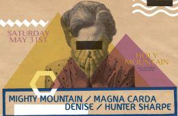 Mighty Mountain Holy Mountain