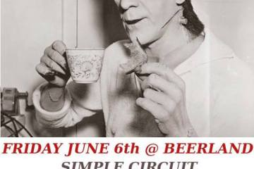 Simple Circuit Borzoi French Inhales Blood Cookie Beerland