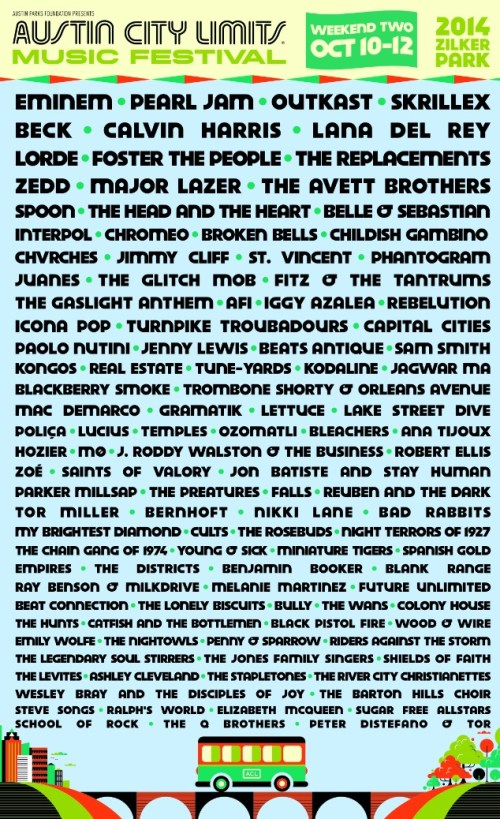 ACL-2014-Weekend-Two