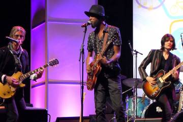 Austin Music Awards Gary Clark Jr
