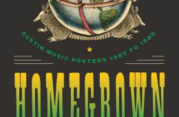 Homegrown Austin Music Posters