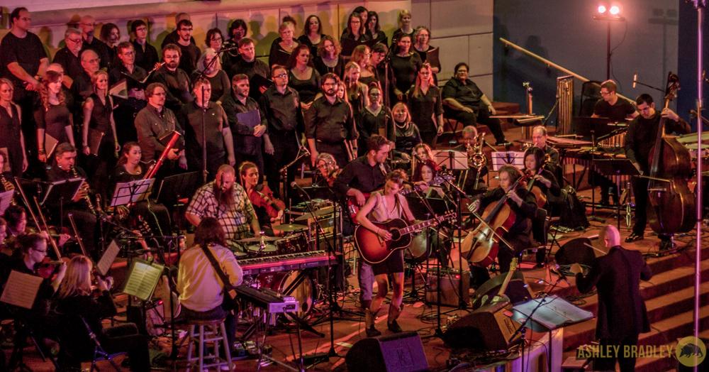 Carson McHone -Indie Orchestra Night - 3/12