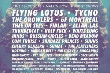Levitation Vancouver 2016