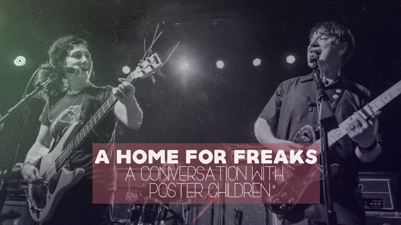 A Home For Freaks A Conversation With Poster Children Ovrld