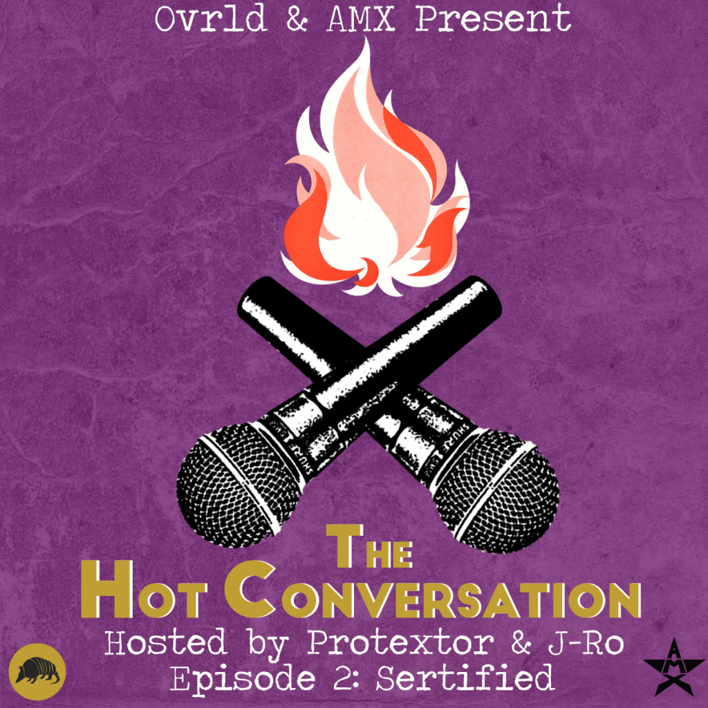 The Hot Conversation Sertified Protextor Jro