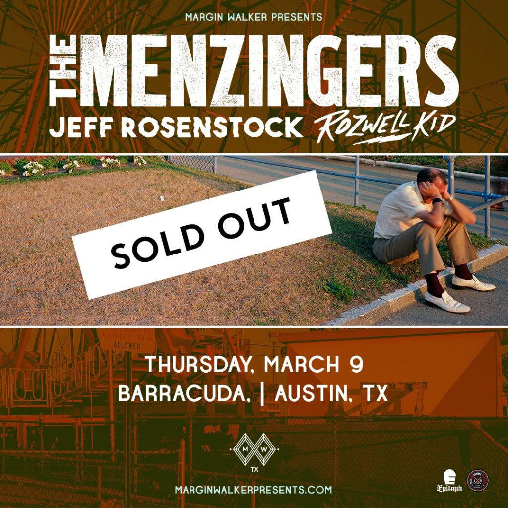The Menzingers Barracuda
