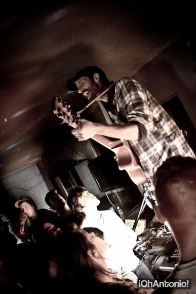 Jason Anderson at Chain Drive