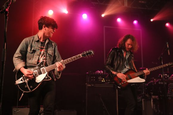 The Preatures at Stubb's Outdoors