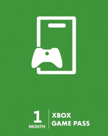 Xbox Game Pass - 1 Month