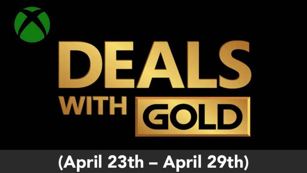 Xbox Store Weekly Deals With Gold | Spotlight Sale – Ends April 29th