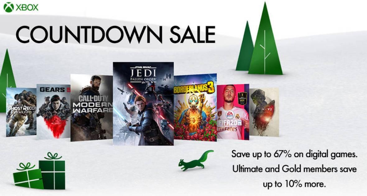 Xbox Countdown-Sale-2019