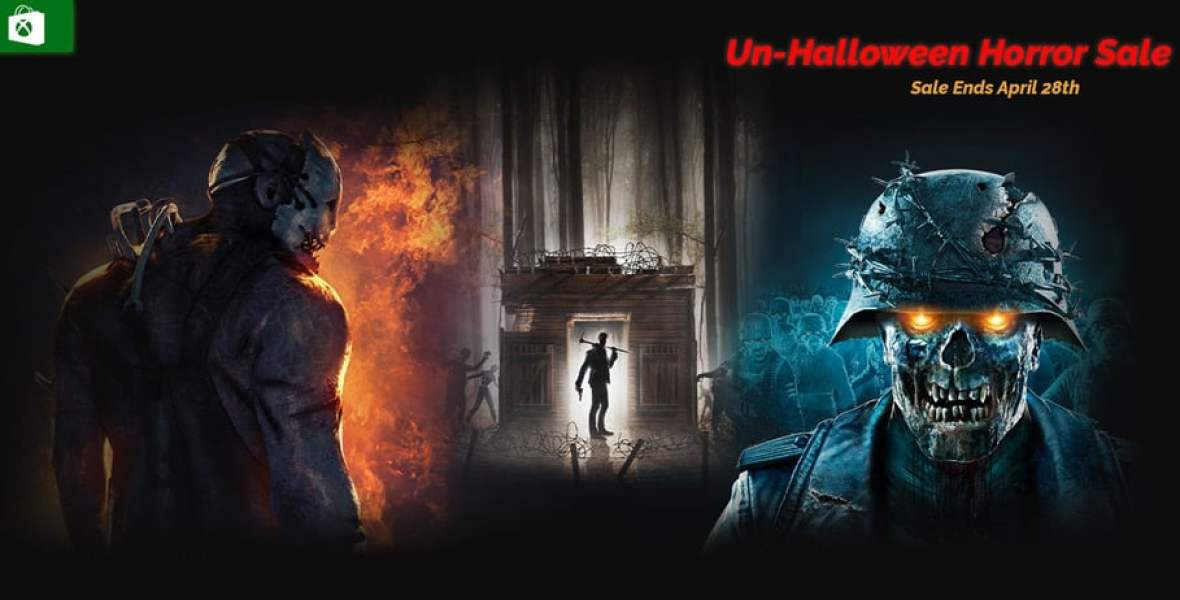 Un-Halloween Horror Sale