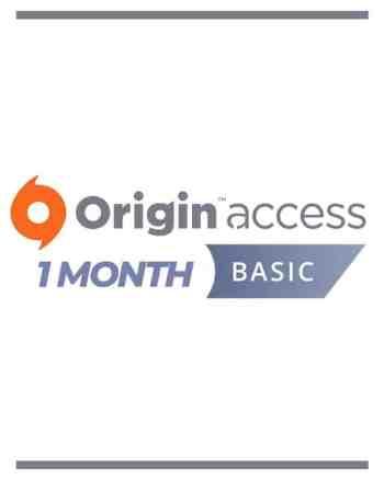 1 Month Origin Access Basic