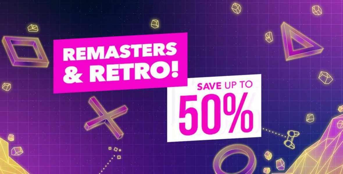 Remasters & Retro Sale