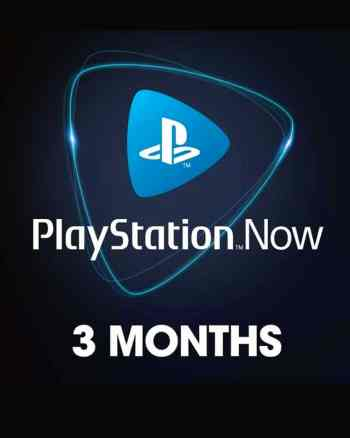 PS NOW 3 Month