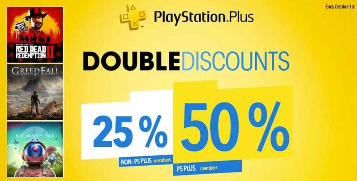 PS Store Double Discount Sale List - Ovrok Gaming