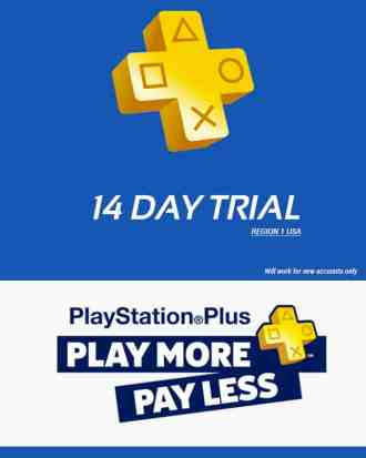 14 Days PS Plus