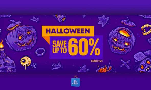 PlayStation Store Halloween Sale | Ends November 2nd