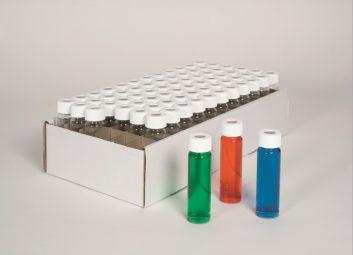 EPA/VOA Precleaned Vials w/Cap and Septa
