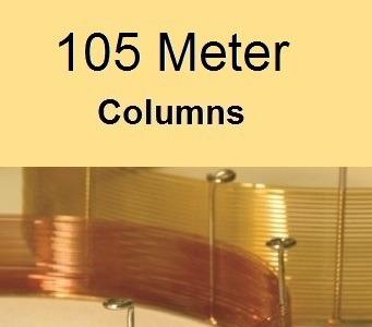 105 Meter OV-1 Capillary Columns