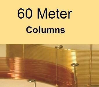 60 Meter OV-SUPERWAX Capillary Columns