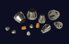 1//4 X 4.0mm ID Reducing 85/% Polyimide // 15/% Graphite Ferrules MS-40 10 Pack Ohio Valley Specialty Co.
