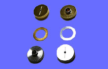 Inlet seals and washers - GC tools and supplies