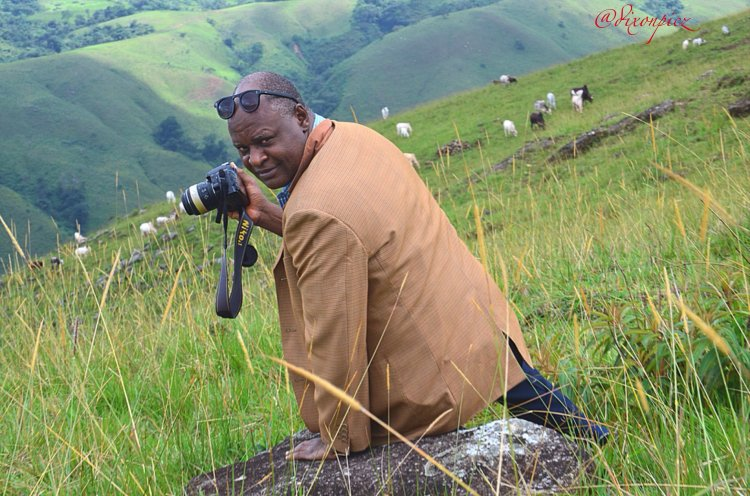 Ovyay at  Obudu Mountains