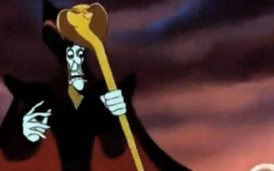 Os Mais Malvados Vilões da Disney