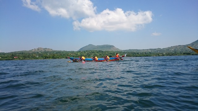 out on the lake. Image from http://owaahh.com/the-rusinga-island-festival/