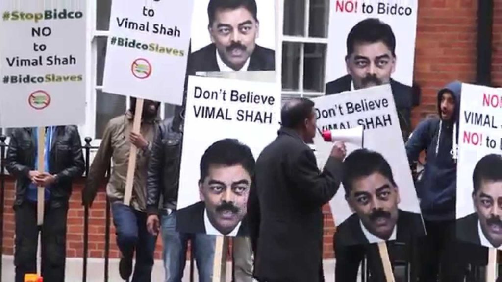 bidco-protests