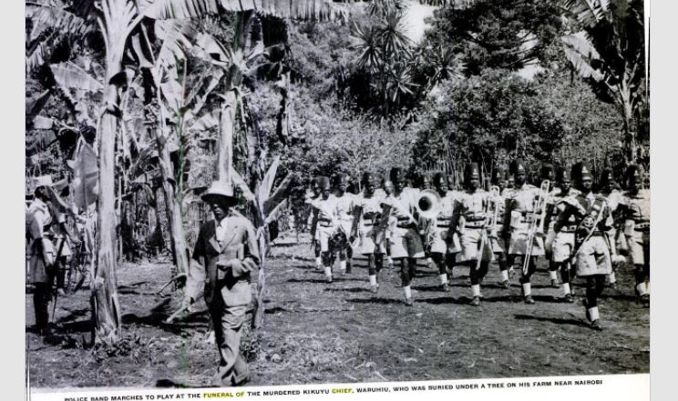 The Assassination of Chief Waruhiu - Owaahh