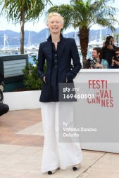 Tilda Swinton in Chanel Resort