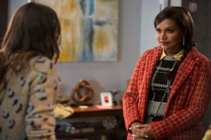 """THE MINDY PROJECT -- """"Mindy & Nanny"""" Episode 406 -- Pictured: (l-r) -- (Photo by: John Fleenor/NBC)"""