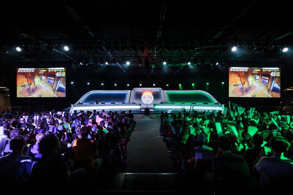Europe finals crowd