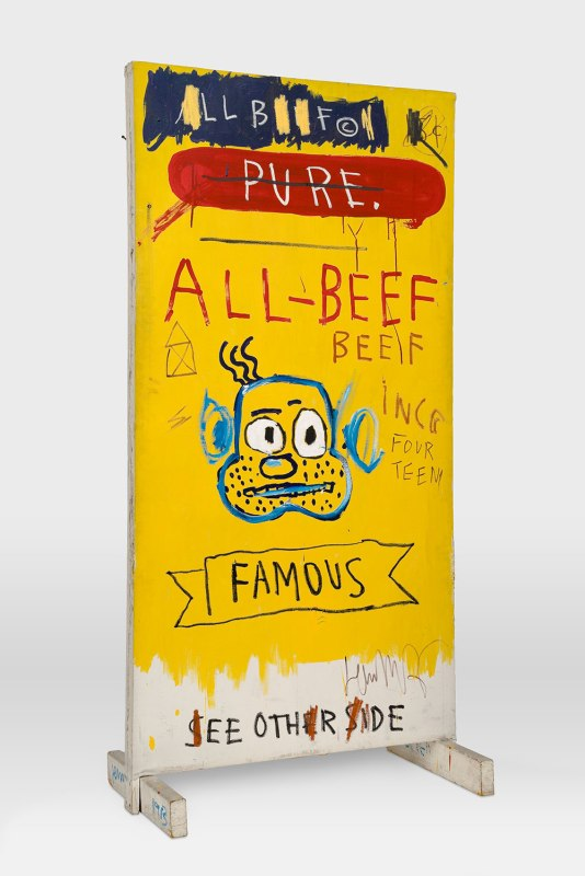 basquiat_all_beef_1983