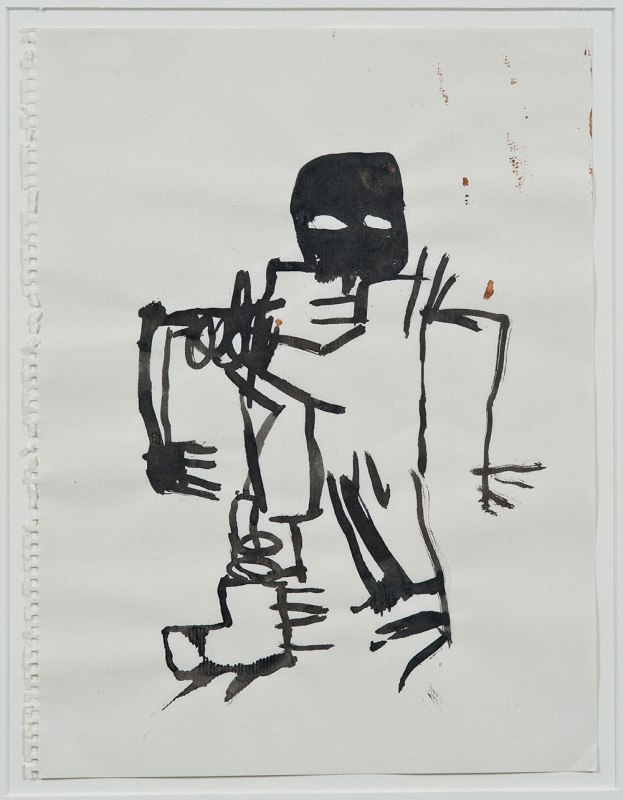 basquiat_untitled_ink_drawing_1981