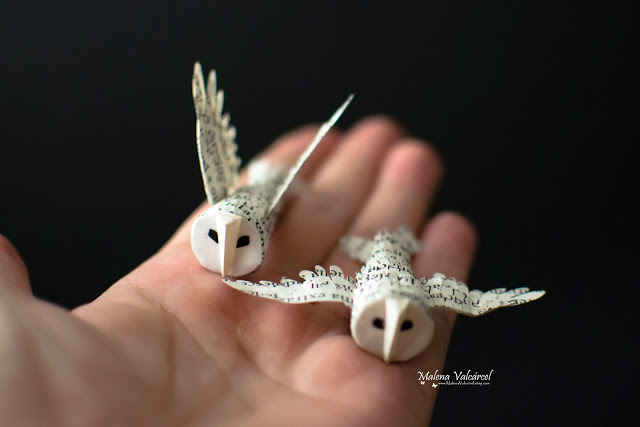 tiny-paper-owls-with-signature